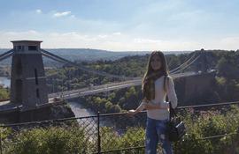 Стипендиат программы «Глобальное образование» о магистратуре в University of Bristol
