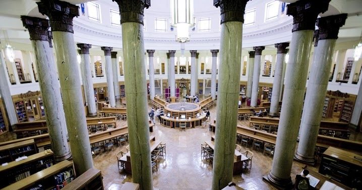 Leeds's library