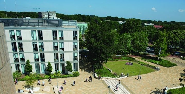 Кампус Университета Саутгемптона
