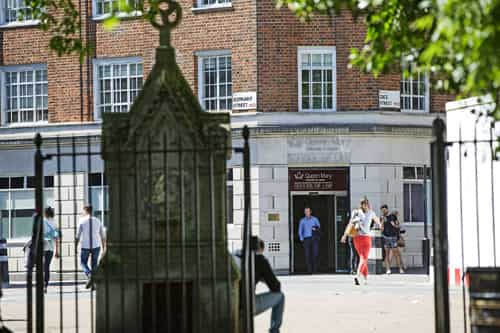 Lincoln's In Field Campus (Postgraduate Law School in Holborn)