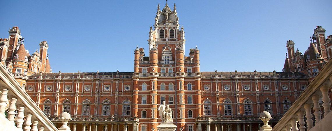 Лондонский Университет Роял Холлоуэй вошел в пятерку лучших в Лондоне