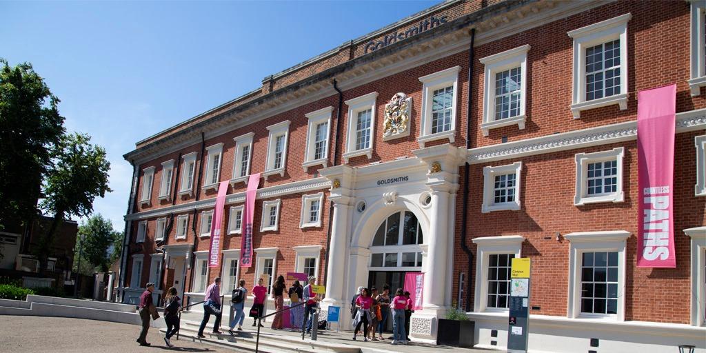 Успейте поступить на программы бакалавриата в Goldsmiths, University of London
