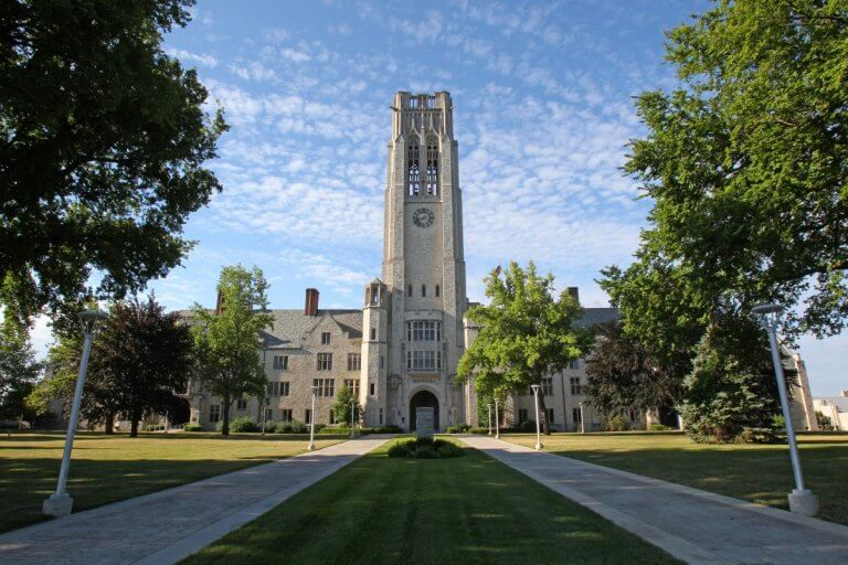 The University of Toledo through the students eyes