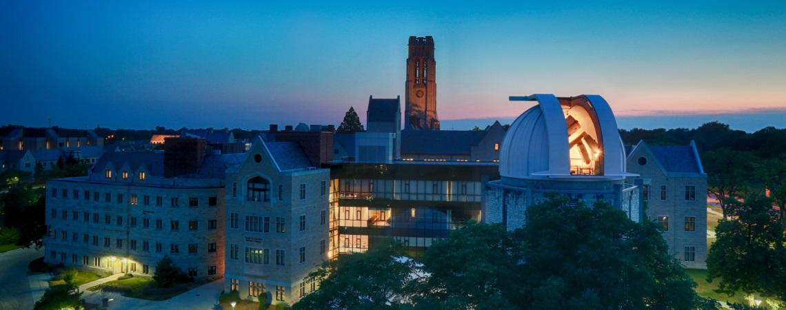 Айдар о жизни в США и получении научной степени в University of Toledo
