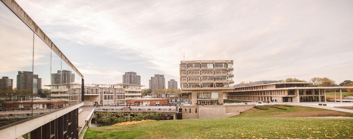 Новое здание факультета бизнеса университета Essex вдохновляет на учёбу