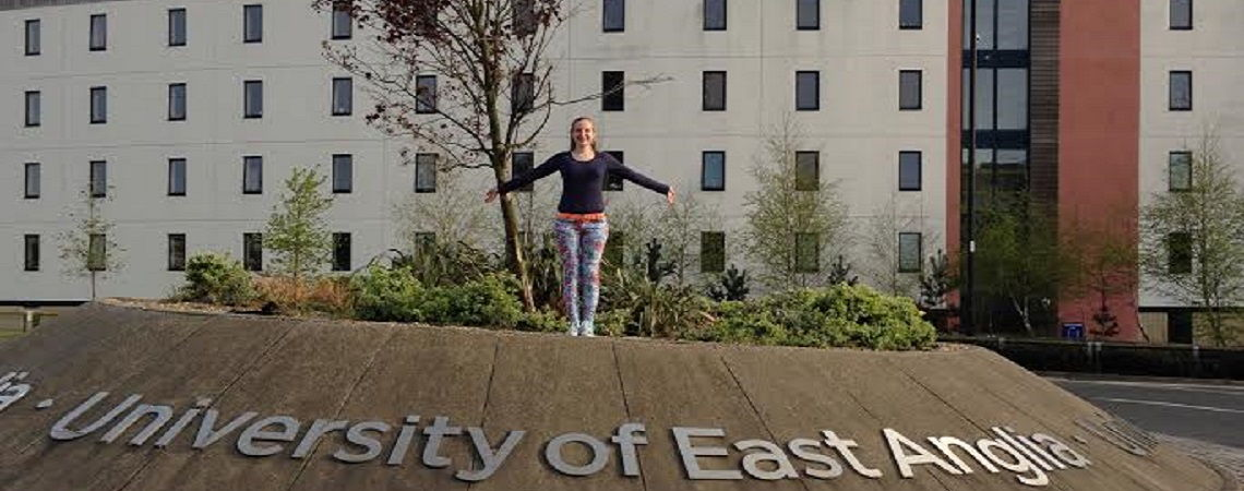 Студентка из России о бакалавриате в University of East Anglia
