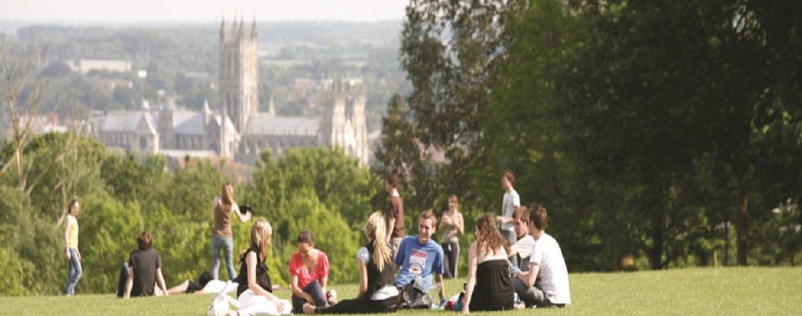 Высокие позиции University of Kent в рейтингах 2017 года