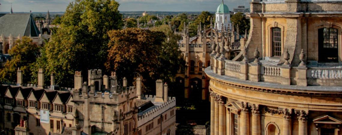 Анастасия о магистратуре в Oxford Brookes University и работе в Лондоне