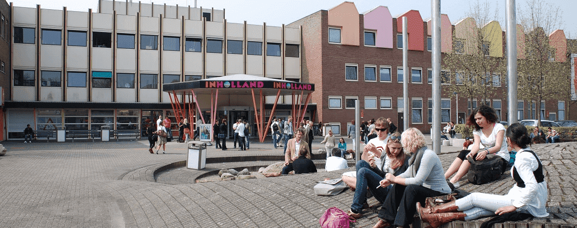 Russian student about studying in a Dutch University Inholland and life in Amsterdam