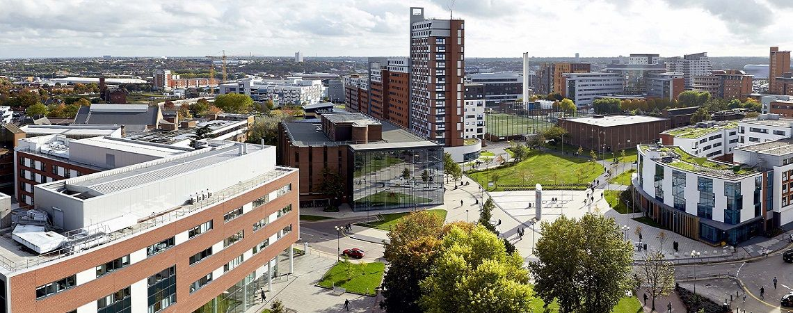 A student from Russia about the master's degree at Aston University
