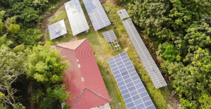 Как студенты магистратуры InnoEnergy развивают солнечную энергетику на островах Таиланда