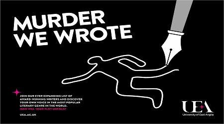Фестиваль писателей детективного жанра совместно с UEA