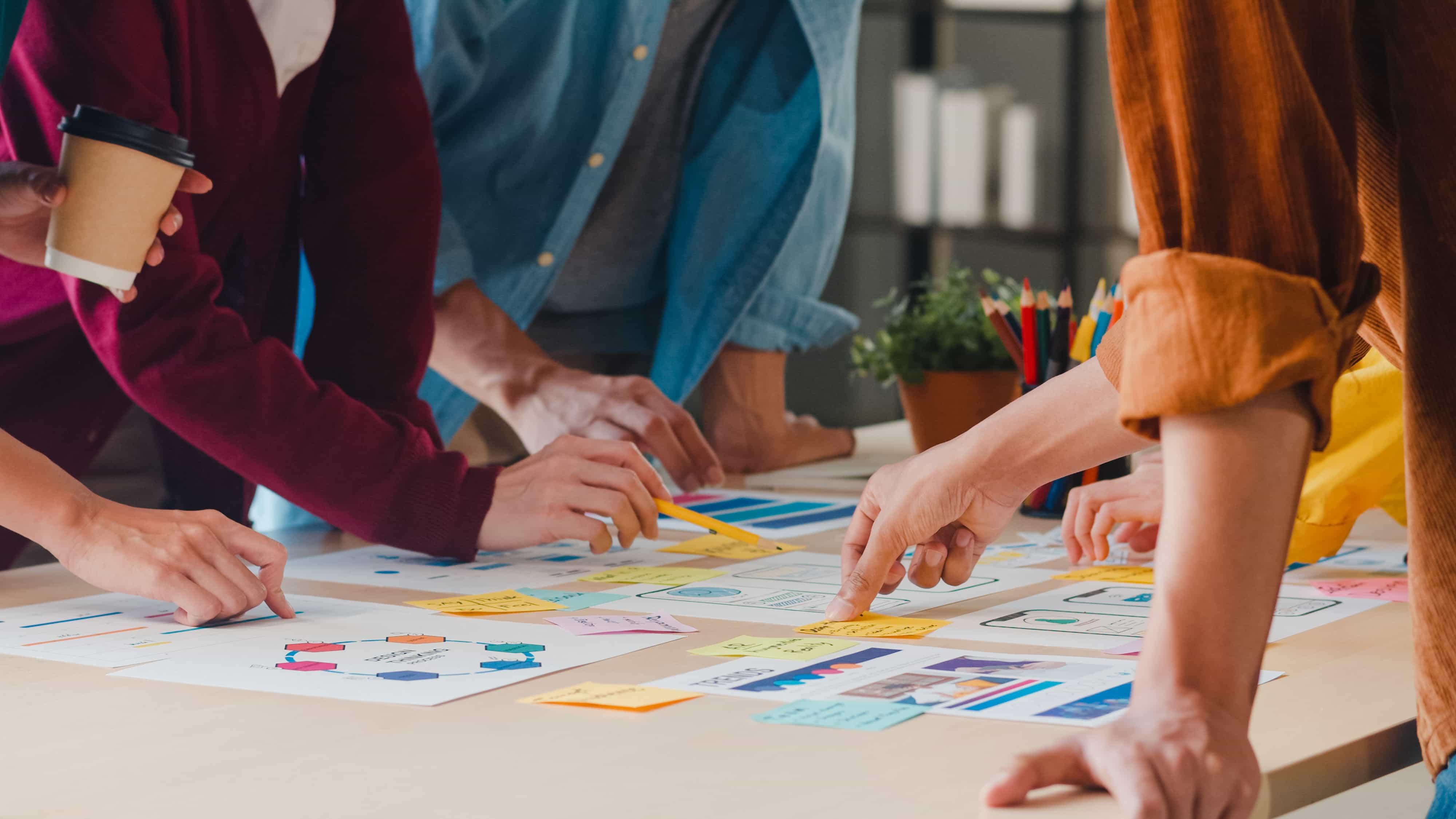 Подборка творческих направлений в зарубежных вузах