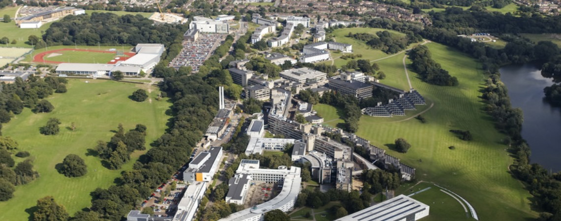 University of East Anglia has soared in the ratings of 2018!