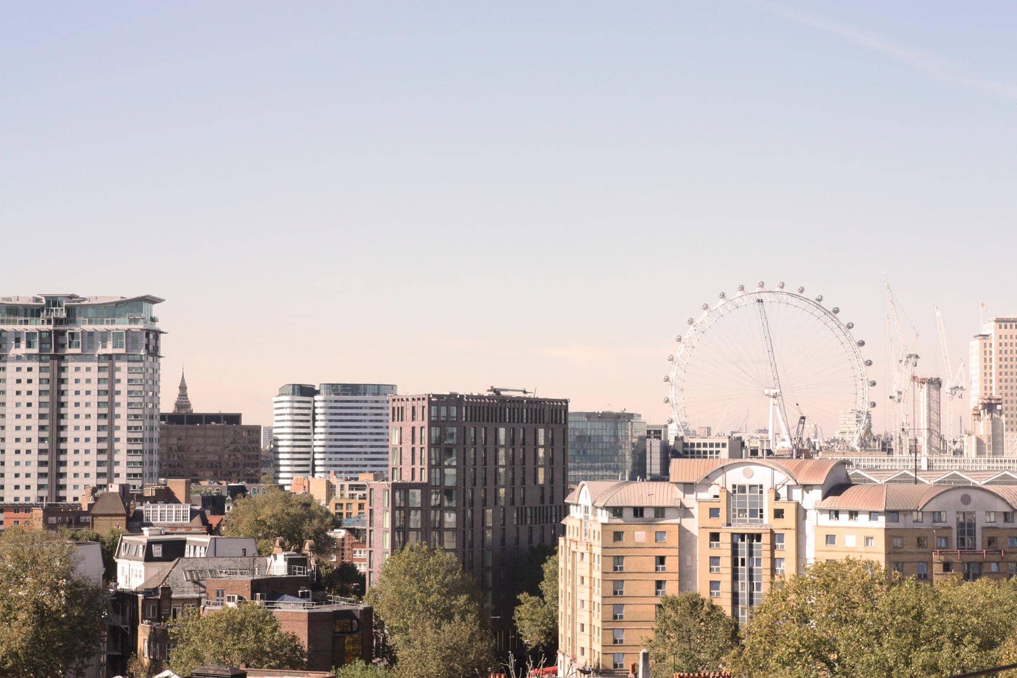 Учеба в самом центре Лондона