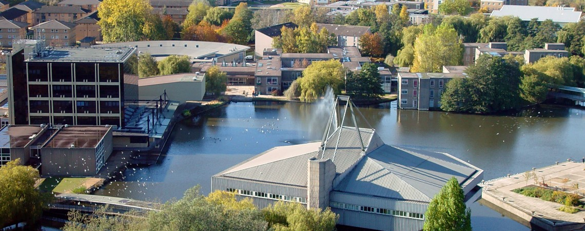 Week at the University of York through the eyes of a student management program
