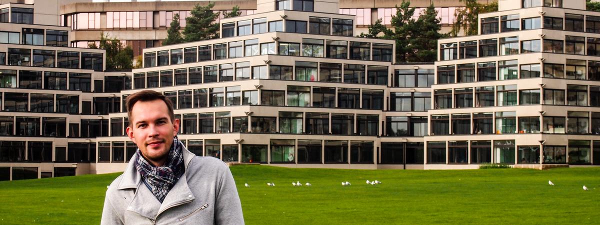 """Стипендиат программы """"Глобальное образование"""" о магистратуре в University of East Anglia"""