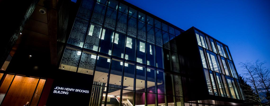 Высокий уровень удовлетворённости студентов Oxford Brookes University