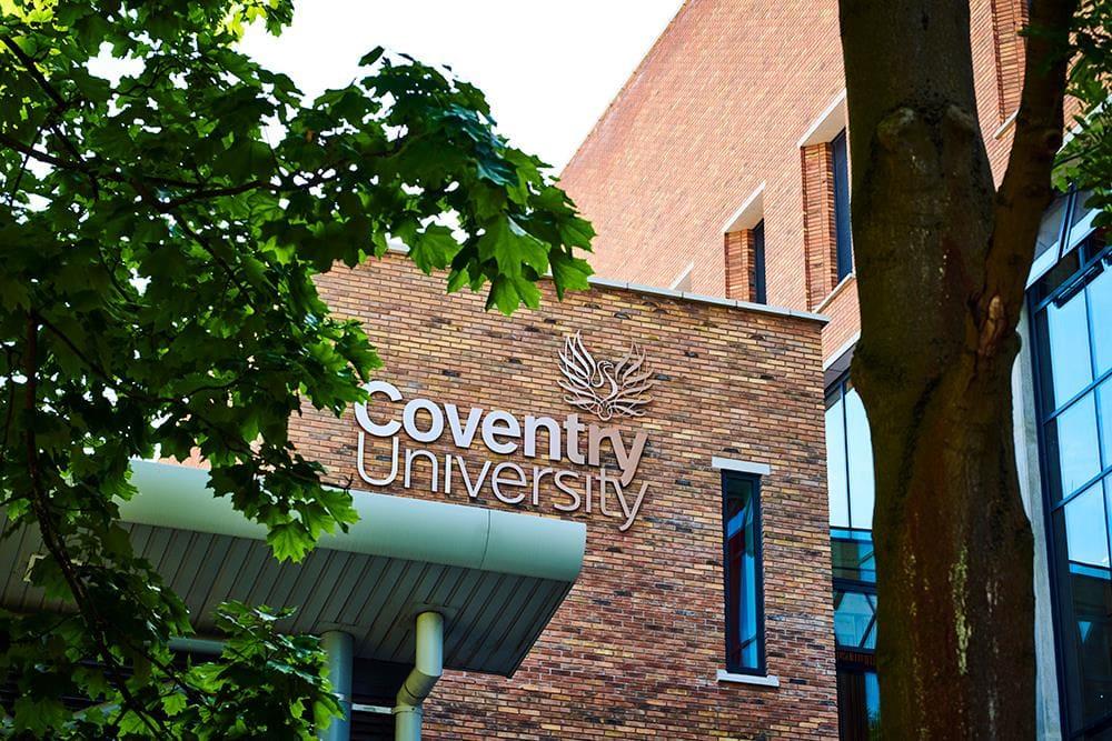 Пять причин выбрать Университет Ковентри