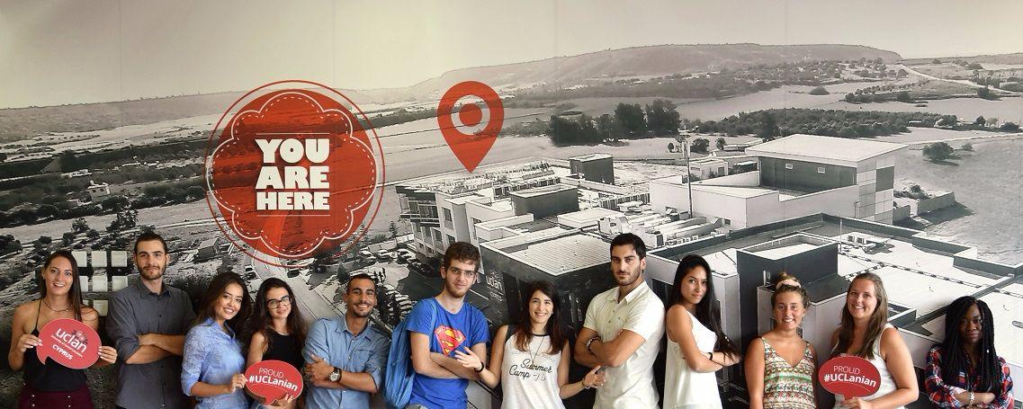 Мероприятия в британском университете UCLan на Кипре - путь к успешной карьере
