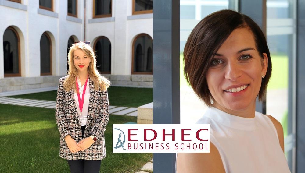 Анонс интервью 11 ноября со студенткой и экспертом EDHEC Business School