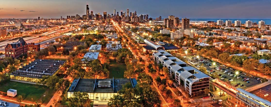Программы для иностранных студентов на базе Illinois Institute of Technology (Чикаго)