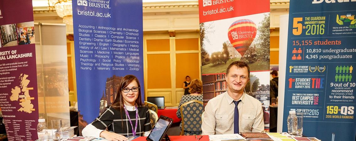 Встреча с представителем University of Bristol в Москве