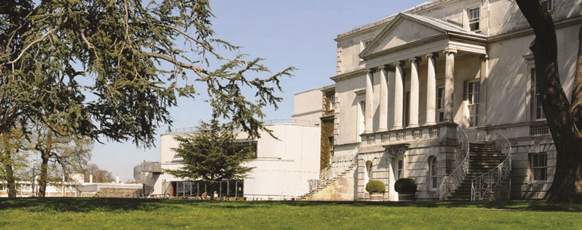 University of Roehampton открывает супер библиотеку