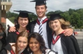 Interview with a graduate of the University of Essex