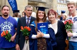 Ева из Латвии об учебе на бакалавриате Bath Spa University