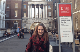 Opinion of scholars about Global education at King's College London