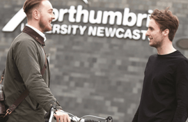 Faculty of business, University of Northumbria launched an effective program of training of students