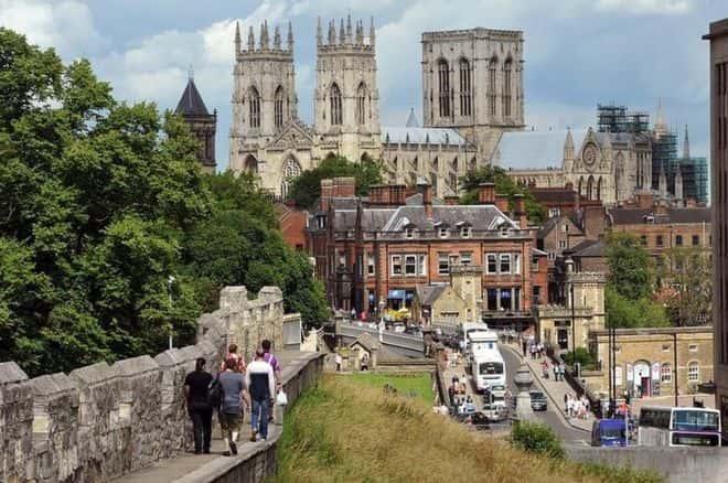 Йорк - лучший город для жизни в Великобритании