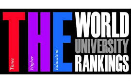 The ranking of the best universities in the world Times Higher Education (THE)