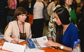 Выставка «Высшее образование за рубежом» в Москве!