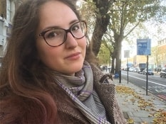 Alena about studying at Goldsmiths, University of London
