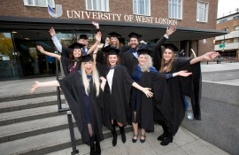 University of West London record increased in ranking CUG 2018