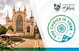Открыт прием заявок на стипендии университета Йорка