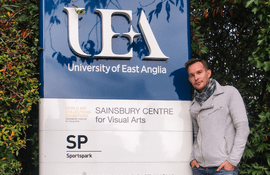 "Scholarship program ""Global education"" about the master's degree at the University of East Anglia"