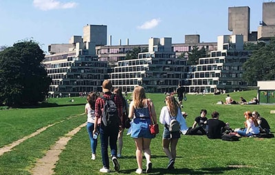 University of East Anglia continues to hold the position in the list of the top 15 British universities