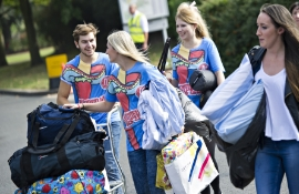 Tips for parents of future first-year students from Loughborough University