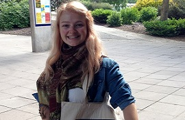 A student from Russia about graduate school at the University of East Anglia