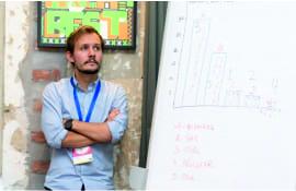 """Выпускник магистратуры InnoEnergy вошел в европейский список Forbes """"30 до 30"""""""