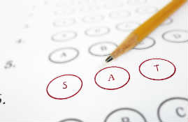 SAT test for admission to bachelor in USA and Canada