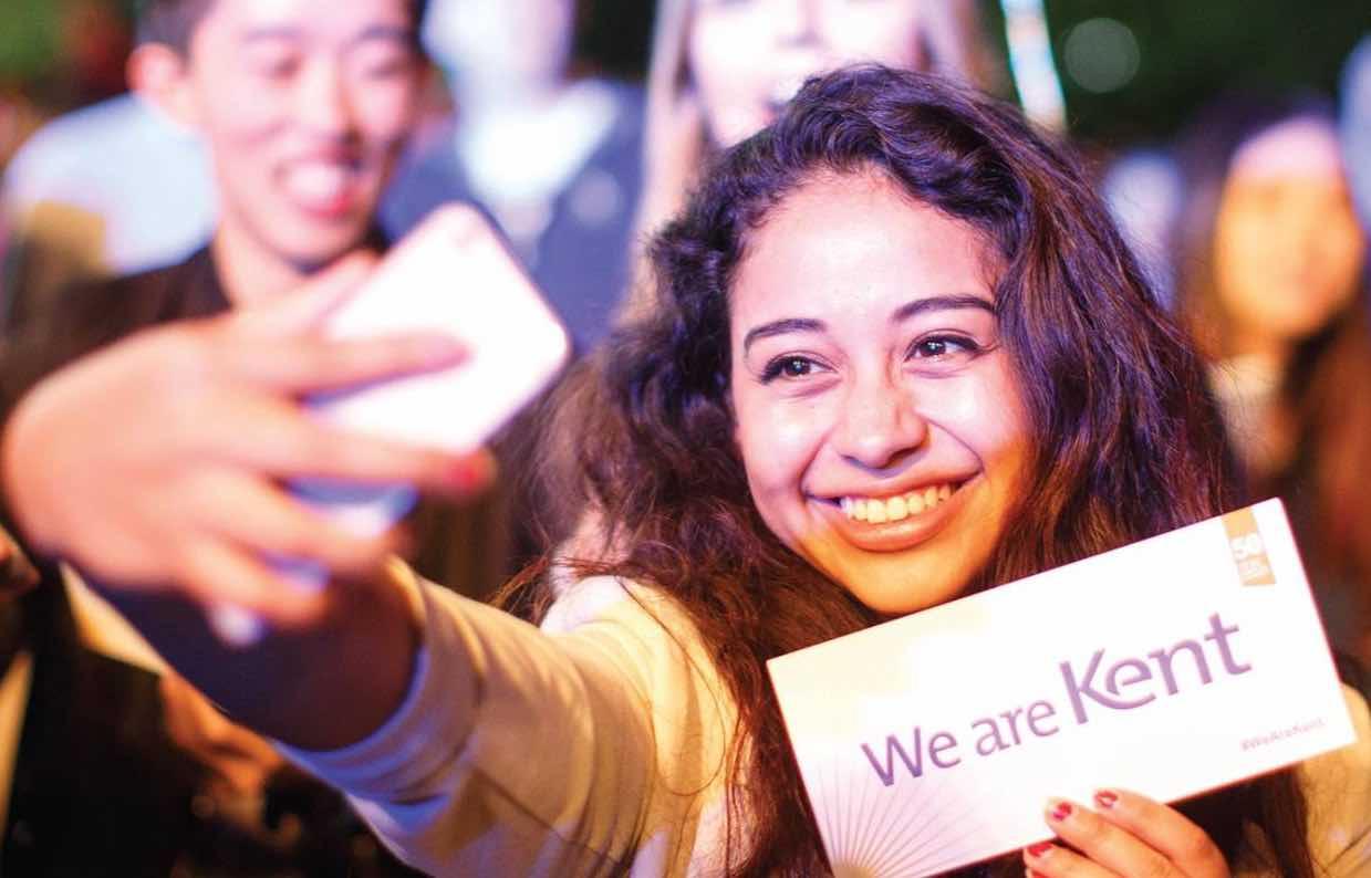 История студента о выборе вуза и преимуществах University of Kent