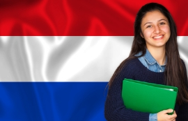 Число иностранных студентов в Голландии увеличилось в 2 раза