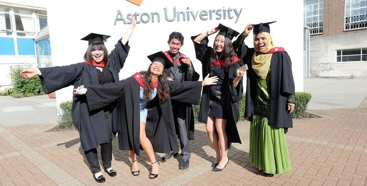 Diploma Aston University is one of the best ways to increase your salary