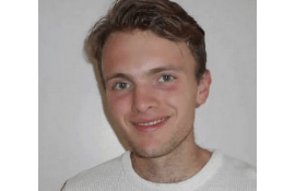Interview with Englishman George is a student at the University SOAS