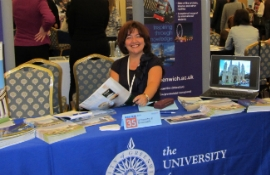Advice to students about living and studying in the UK from Dr at University of Greenwich Anna Yakovenko