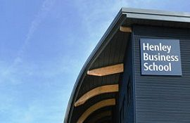 MSc Finance, business school Henley in 10th place in the UK